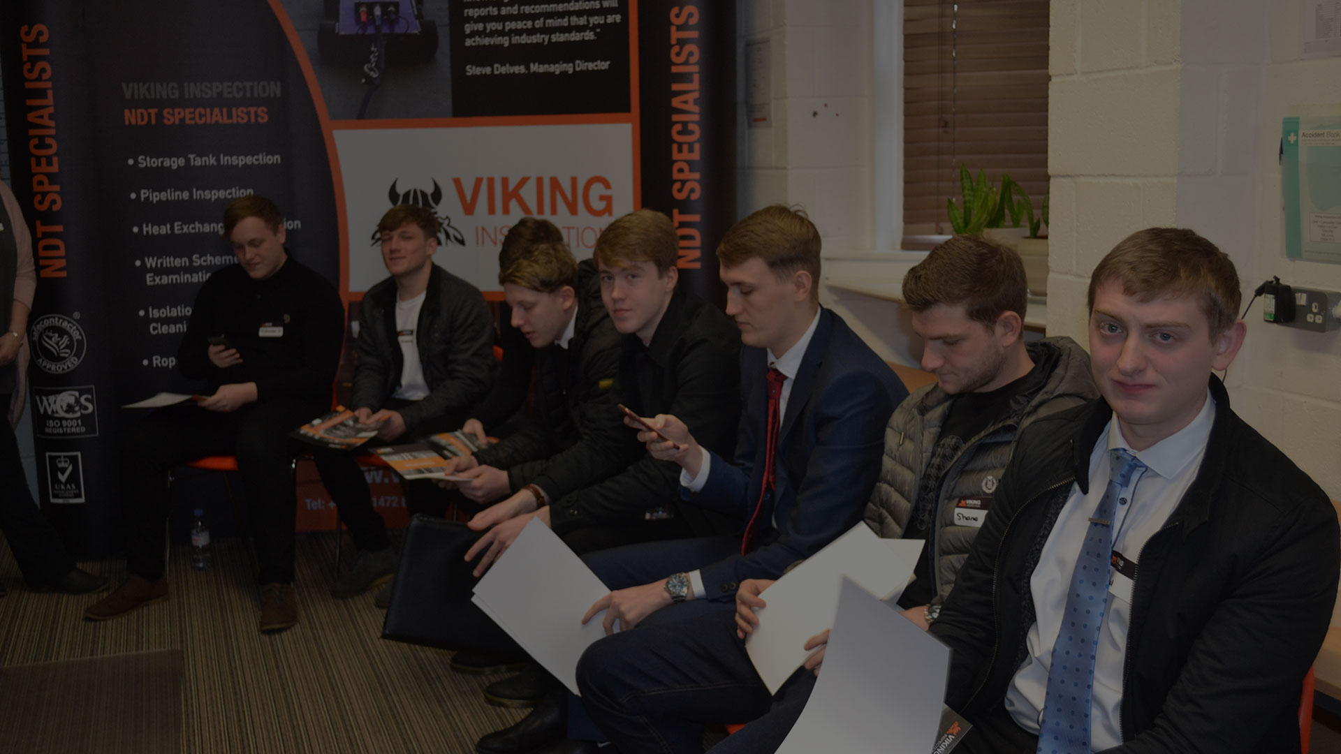 Viking Inspection Apprenticeship Open Day