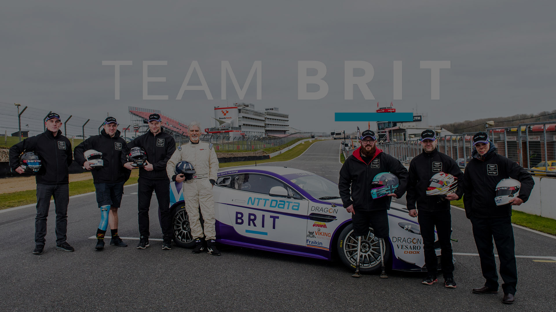 Team BRIT Launches Aston Martin V8 Vantage GT4