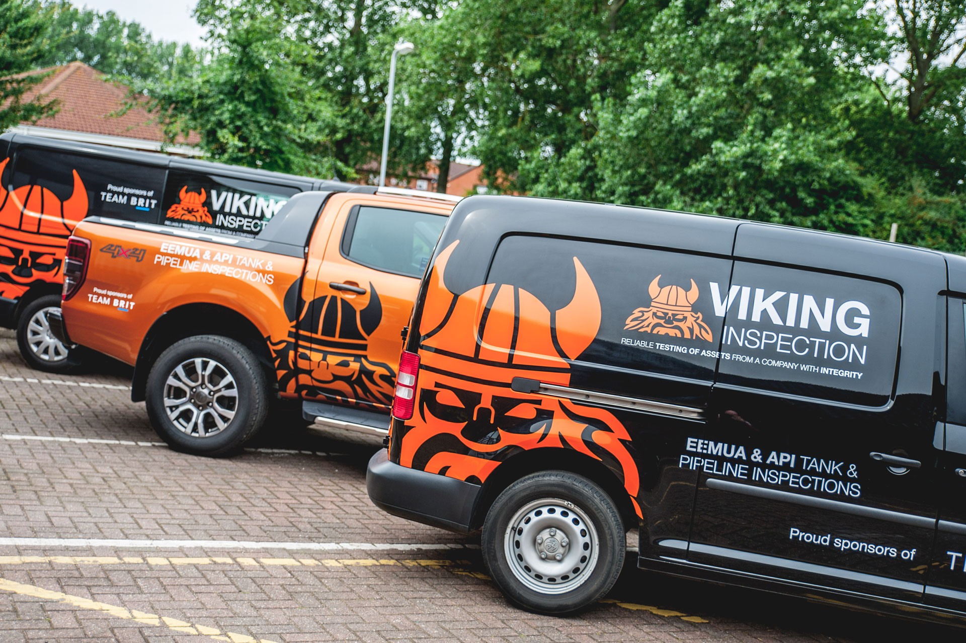 Viking Inspection certified for investment into CO 2 emissions.